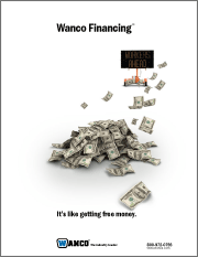 Wanco Financing Brochure