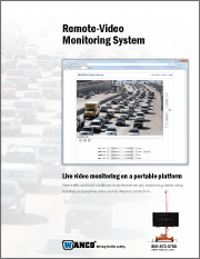 Wanco Remote-Video Monitoring System Brochure