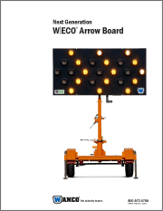 Vertical-Mast W|ECO Arrowboards Brochure