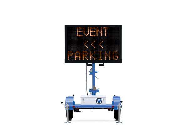 Keep your work zone safe with Message Boards from Action. Metro Message Signs for law enforcement are our most compact portable message signs, designed for use in metropolitan areas where space is tight.