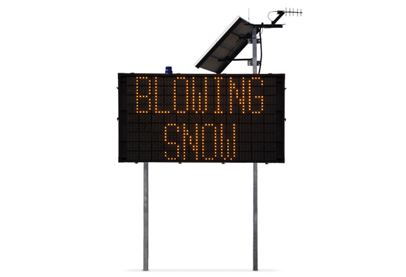 Keep your work zone safe with Message Boards from Action. Wanco provides a selection of variable message signs for permanent-mount installations.