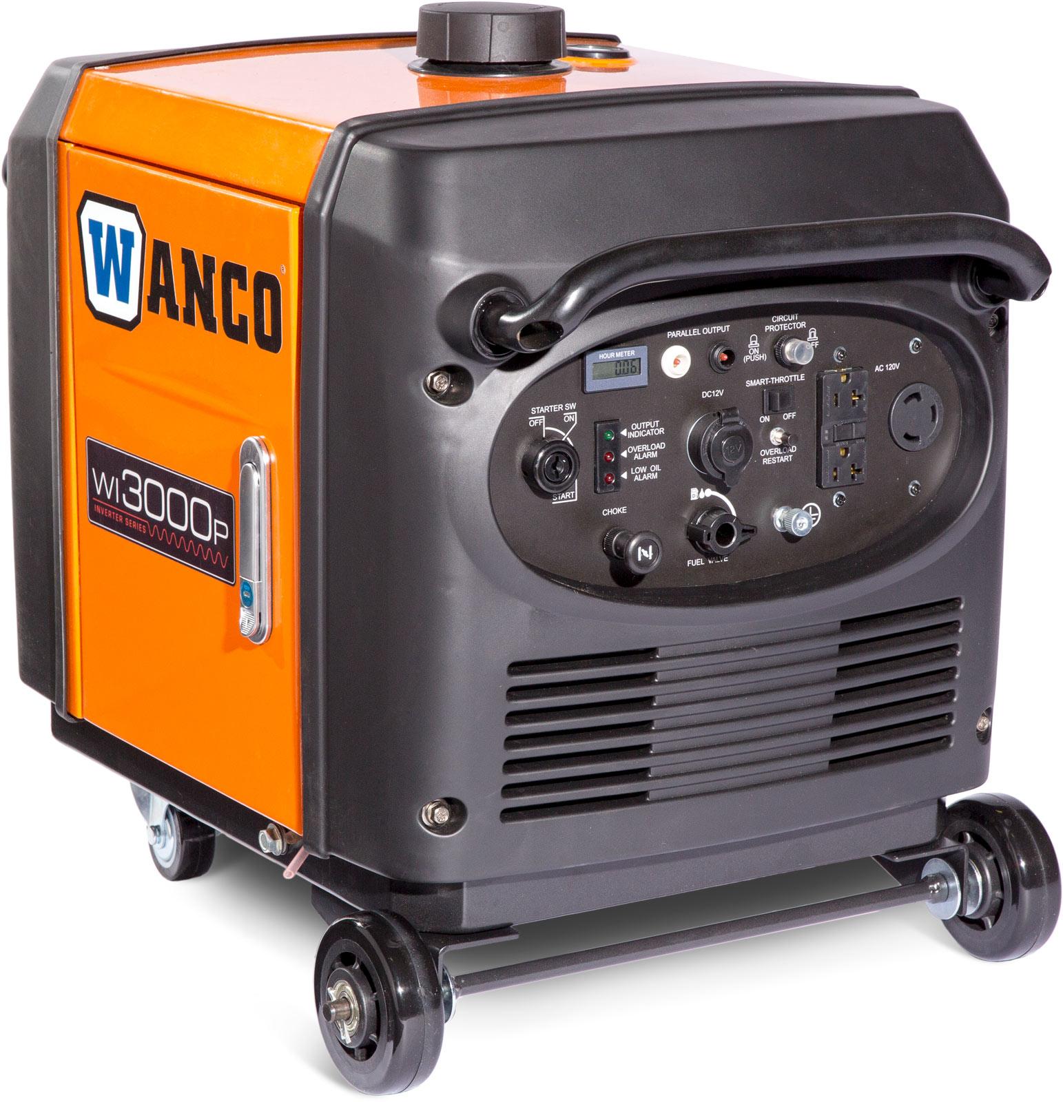 3000 Watt Inverter Generator Wanco Inc