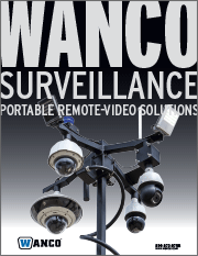 Wanco Portable Surveillance Solutions Catalog
