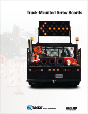 Truck-Mount Arrowboards Brochure